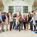 Иностранные студенты в РЭУ