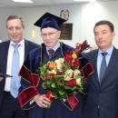 Присвоение звания почётного доктора РЭУ гуру маркетинга профессору Филиппу Котлеру