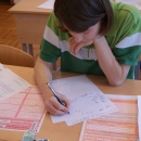 Пробное ЕГЭ в учебном центре