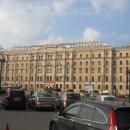 Наше здание на площади Восстания