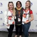 Победители финала чемпионата «Молодые профессионалы»