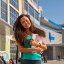 В ДВФУ учится 3500 иностранных граждан из 52 стран мира. #ИдемНаВосток