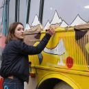 Рисуем граффити на ДОД