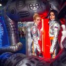 Арт-объект «Дракон будущего» в Крокус Экспо