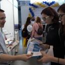 ВХУТЕИН на образовательной выставке в ЛенЭКСПО- 2018!