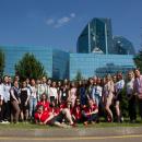 Первая летняя «Школа международника»