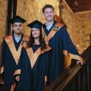 Выпускной программы Двойных дипломов НИУ ВШЭ и Лондонского университета по экономике