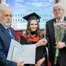 Уполномоченный по правам человека в ЛО Шабанов С. С. на торжественном вручении дипломов лучшим выпускникам-2018г