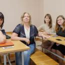 Студенты ВЕИП