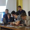 Заседание студенческого научного кружка